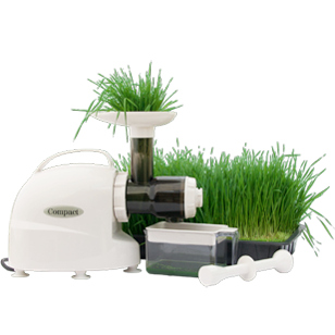 compact wheatgrass juicer